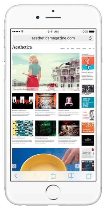 Фото Apple iPhone 6s