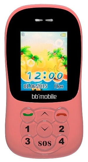 Фото bb-mobile GPS Маячок II