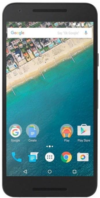 Фото Huawei Nexus 6P