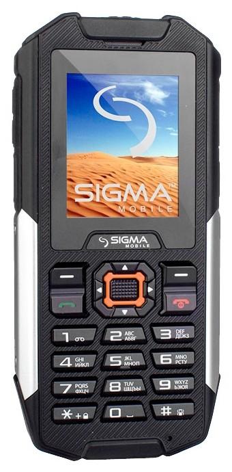Фото Sigma mobile X-treme IT68