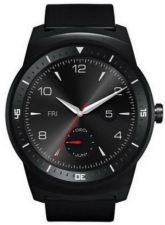 Фото LG W110 G Watch R