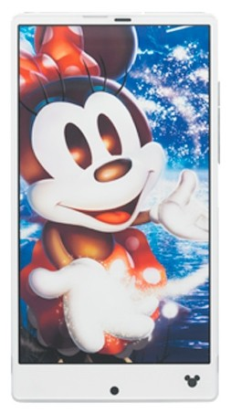 Фото Sharp SH-02G Disney Mobile