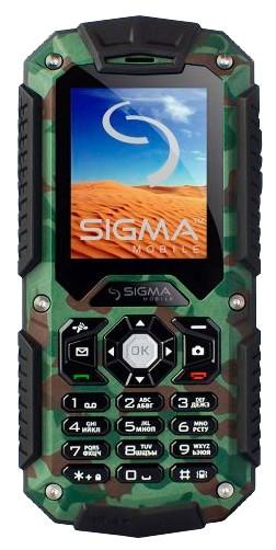 Фото Sigma mobile X-treme IT67