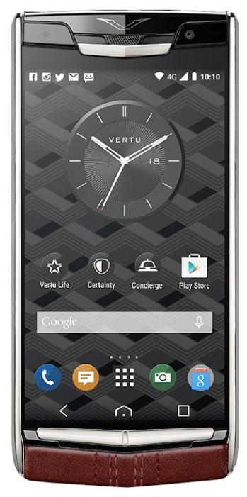 Фото Vertu New Signature Touch Garnet Сalf