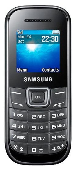 Фото Samsung E1207 Keystone 2