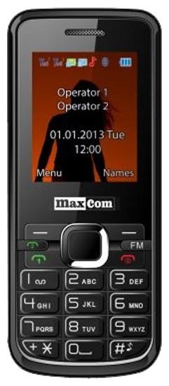 Фото MaxCom MM131 Dual SIM