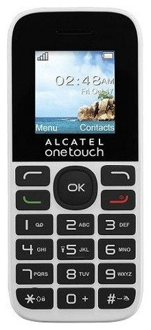 Фото Alcatel One Touch 1016D