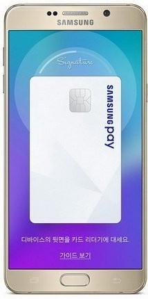 Фото Samsung Galaxy Note 5 Winter Special Edition