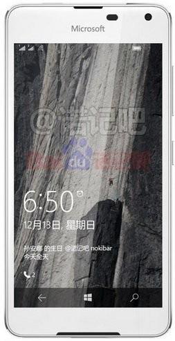 Фото Microsoft Lumia 850