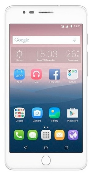 Фото Alcatel One Touch Pop Up 6044D