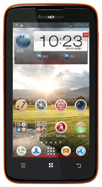 Фото Lenovo IdeaPhone S750