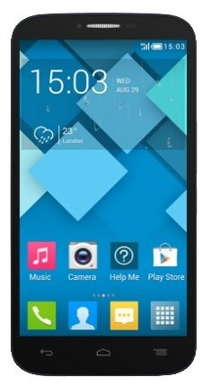 Фото Alcatel One Touch Pop C9