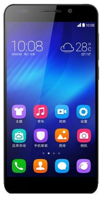 Фото Huawei Glory 6