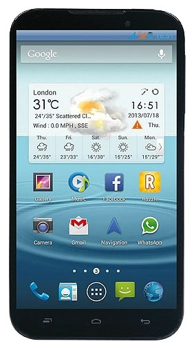 Фото Mediacom PhonePad DUO S550