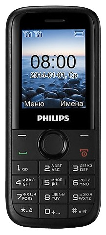 Фото Philips E120