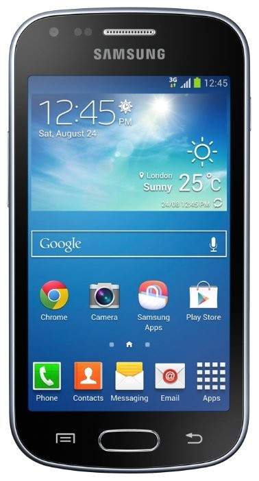 Фото Samsung S7580 Galaxy Trend Plus