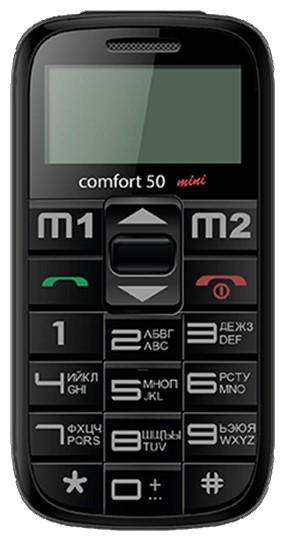 Фото Sigma mobile Comfort 50 mini