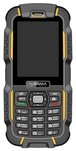 Фото Sigma mobile X-treme DZ67 Travel