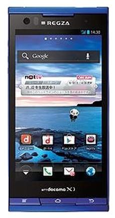 Фото Toshiba T-02D Regza Phone