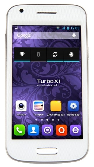 Фото Turbo X1