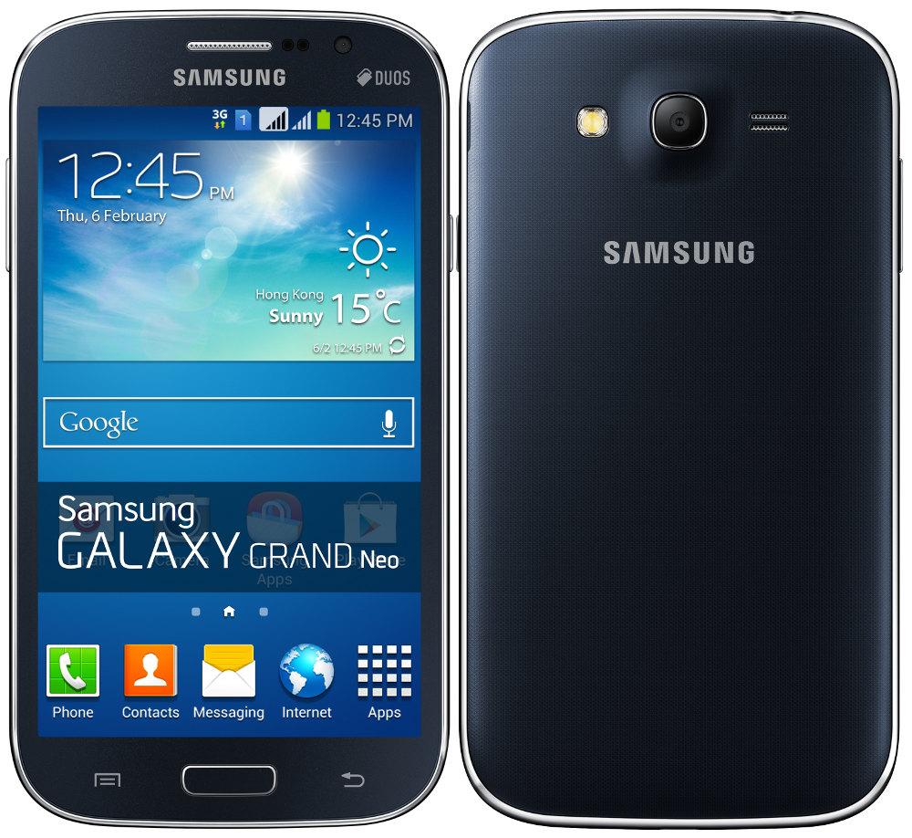 Фото и видео обзор Samsung I9060 Galaxy Grand Neo и Samsung I9062 Galaxy Grand Neo (Galaxy Grand Lite) - изображение