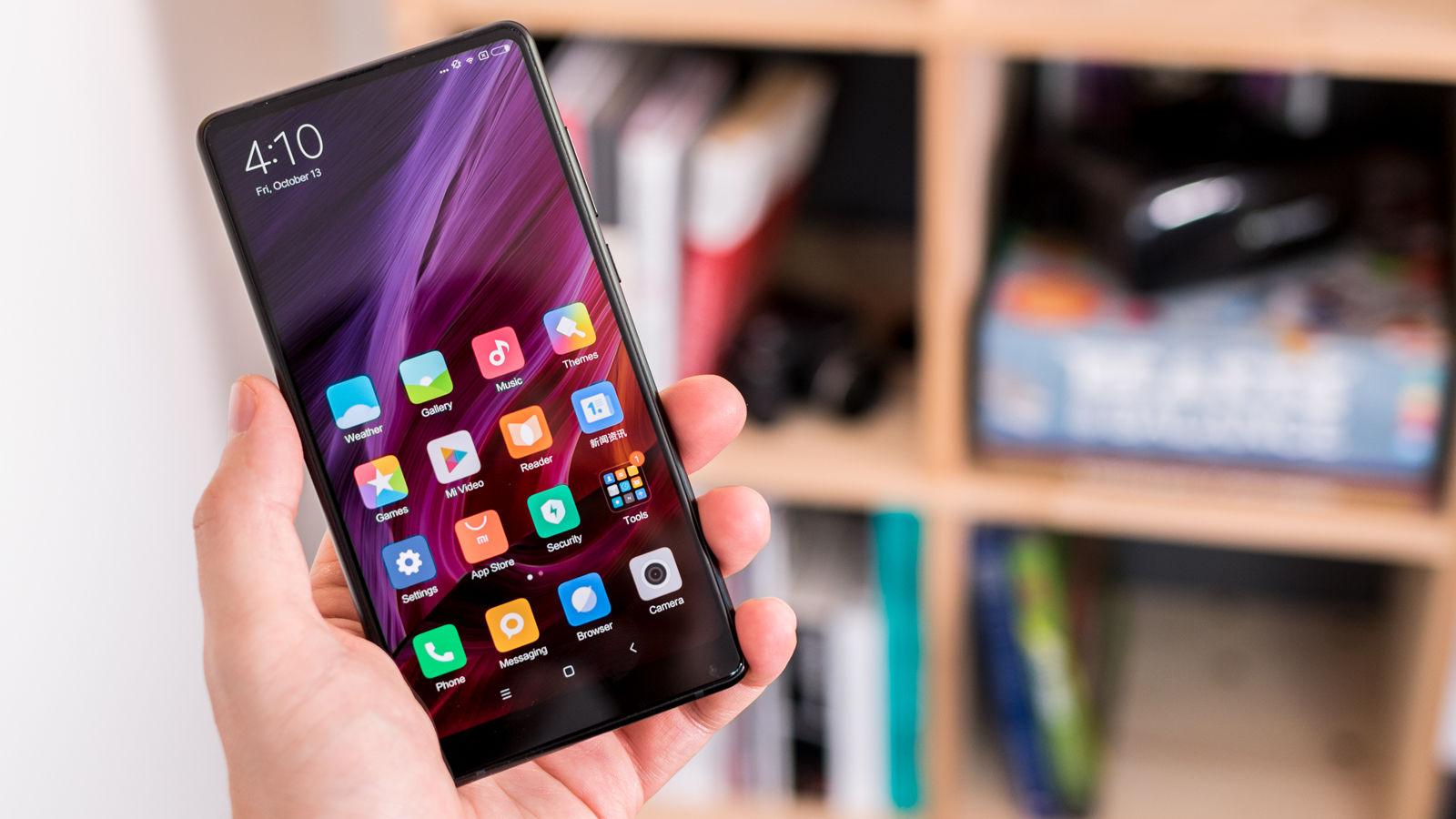 Обзор Xiaomi Mi Mix 2 - стильный и мощный смартфон в керамическом корпусе - изображение