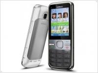 Фото и видео обзор Nokia C5 - изображение