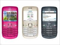 Фото и видео обзор Nokia C3 - изображение