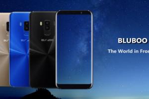 Обзор Bluboo S8 бюджетный безрамочный смартфон - изображение