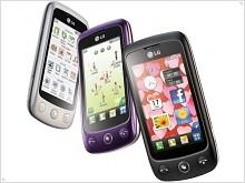 Фото и видео обзор LG GS500 Cookie Plus - изображение