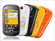 Фото и видео обзор Samsung S3650 Corby - изображение