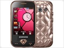 Фото и видео обзор Samsung S7070 La Fleur (Diva) - изображение