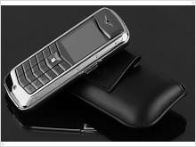 Элегантный телефон - Vertu Constellation фото, видео обзор - изображение