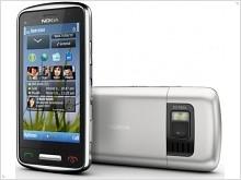 Стильный смартфон Nokia C6-01 с AMOLED дисплеем – фото и видео обзор - изображение