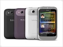 Молодежный смартфон HTC Wildfire S фото и видео обзор  - изображение