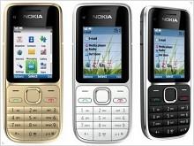 Простой мобильный телефон Nokia C2-01 фото и видео обзор - изображение