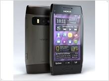 Оригинальный смартфон Nokia X7-00 - фото и видео обзор - изображение