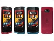 Фото и видео обзор Nokia 700 - изображение