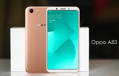 Обзор OPPO A83 - бюджетный телефон с большим экраном - изображение