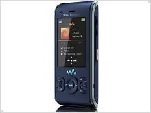 Обзор мобильного телефона  Sony Ericsson W595 - изображение