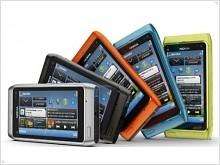 Фото и видео обзор Nokia N8 - изображение