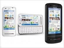 Фото и видео обзор Nokia C6 - изображение
