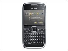 Фото и видео обзор Nokia E72 - изображение