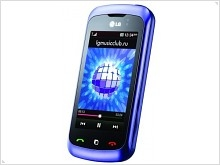 Самый популярный телефон от LG Clubby KM555e - фото и видео обзор - изображение