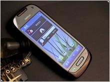 Первый обзор Nokia C7-00 - с качественными фото и видео - изображение
