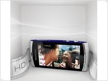 Молодежный смартфон Sony Ericsson U5i Vivaz - фото и видео обзор - изображение