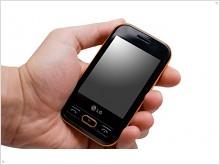 Молодежный телефон LG Cookie Style 3G T320 – фото и видео обзор - изображение