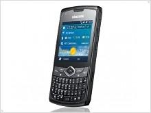 Обзор QWERTY Samsung B7350 (Omnia 735, Omnia PRO 4) - фото и видео - изображение