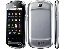 Молодежный Android LG P350 Optimus ME – фото и видео обзор - изображение
