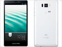 Японский оператор au KDDI анонсировал новую коллекцию смартфонов (Фото и видео) - изображение